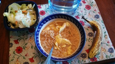 Shin Ramyun with Eggs